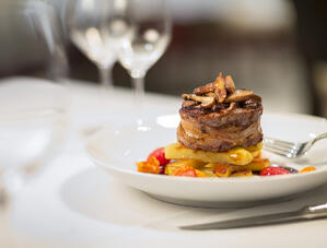 Marriott Bonvoy members can accelerate the points they earn by dining at their favorite restaurants under the new Eat Around Town by Marriott Bonvoy program