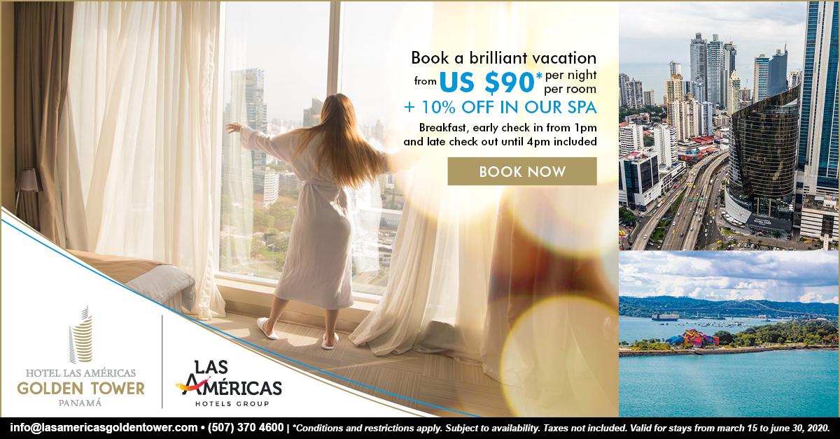 Hotel Las Américas Golden Tower Panama