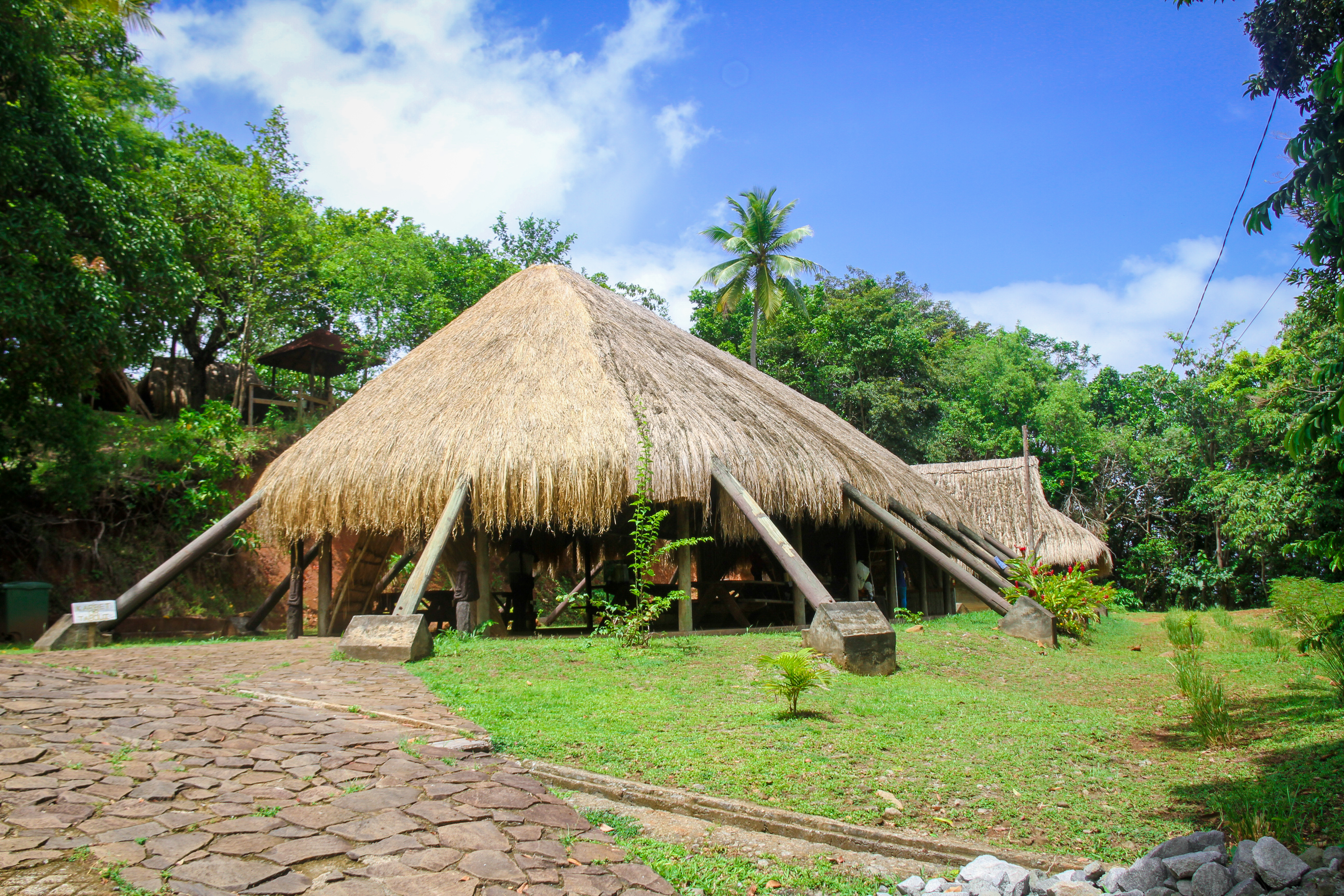 Kalinago Barana Aute_credit Discover Dominica Authority