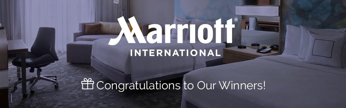 Marriott-Survey-Winners