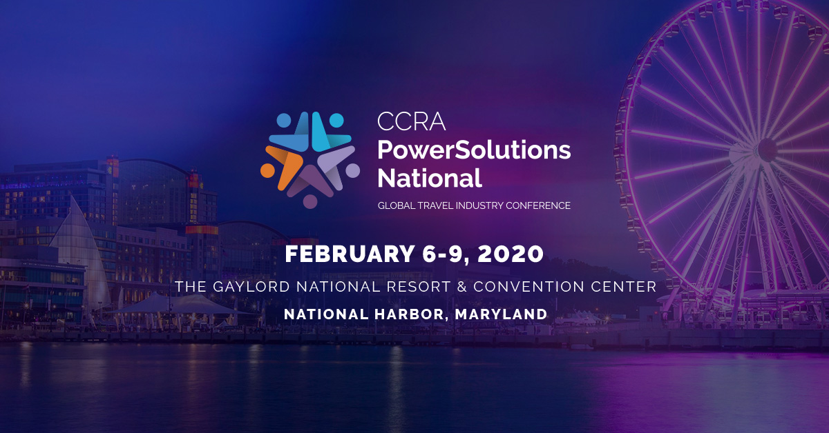 Announcing CCRA's Second-Annual PowerSolutions National Conference