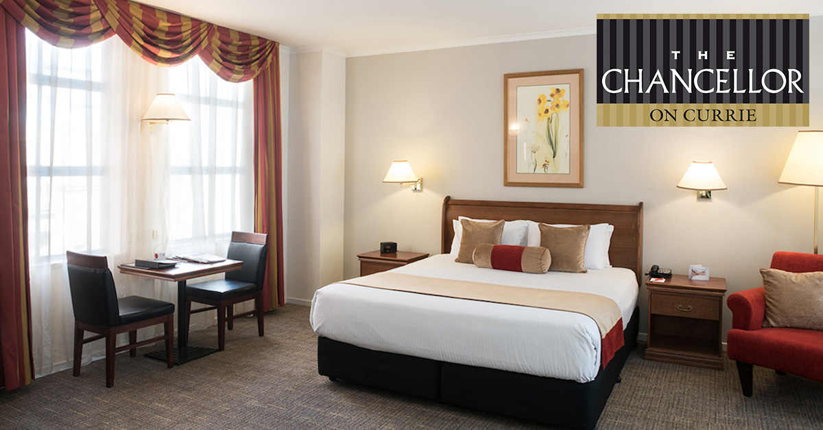 Experience South Australian Hospitality at The Chancellor on Currie