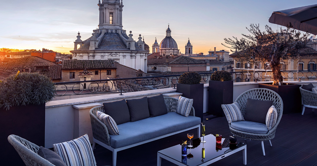 Experience Elegance and Unrivaled Design at The Pantheon Iconic Rome Hotel, Autograph Collection