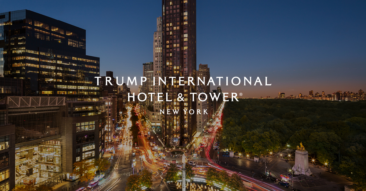 Leap into Luxury at the Trump International Hotel & Tower New York