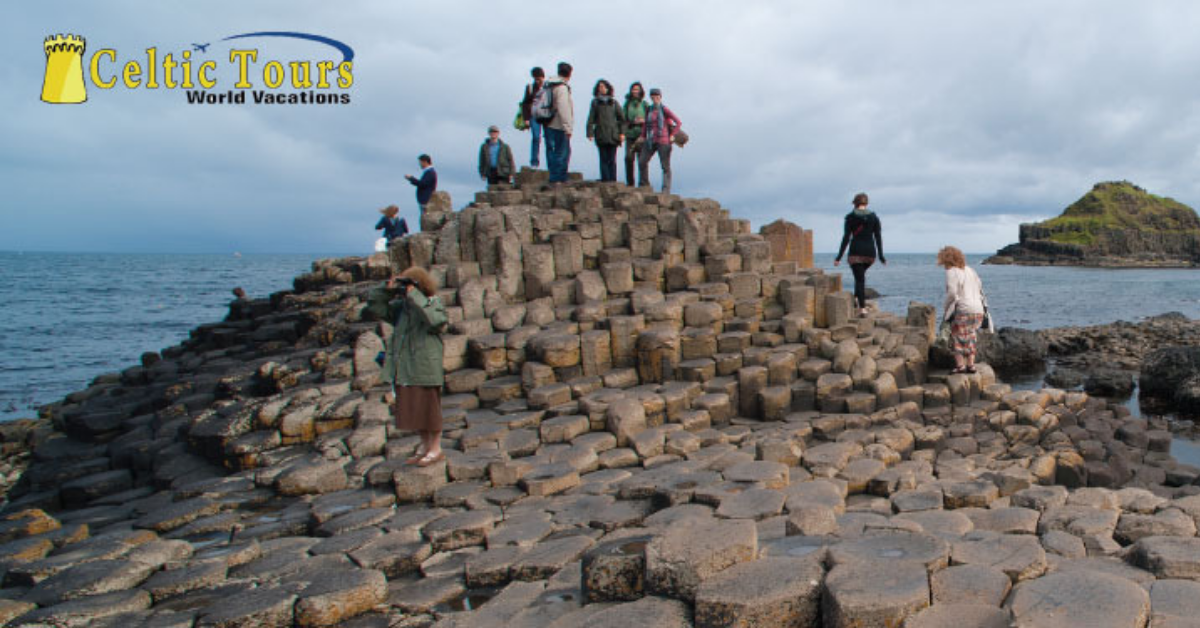 Wherever You Want To Go, Go with Celtic Tours.