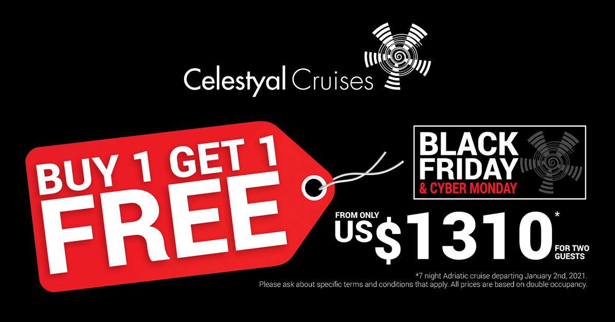 celestyal-black-friday