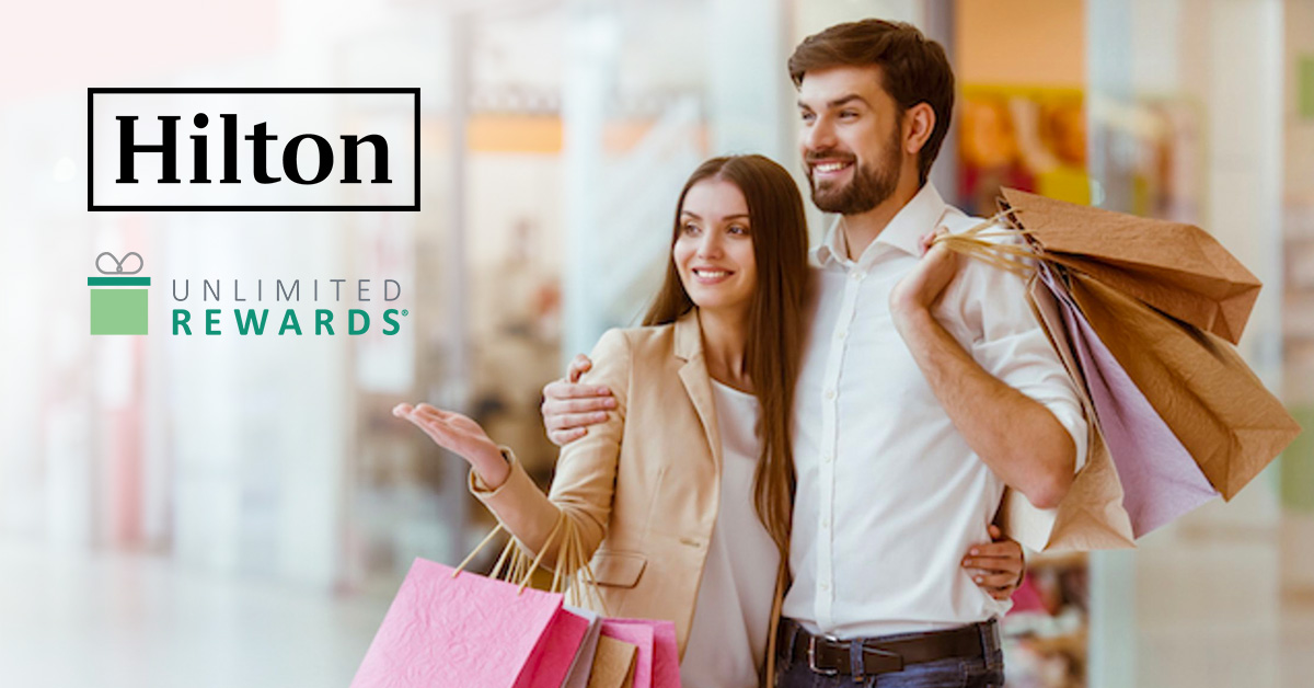 Earn Up to $2 Per Booking from Hilton to Spend Anywhere You Choose
