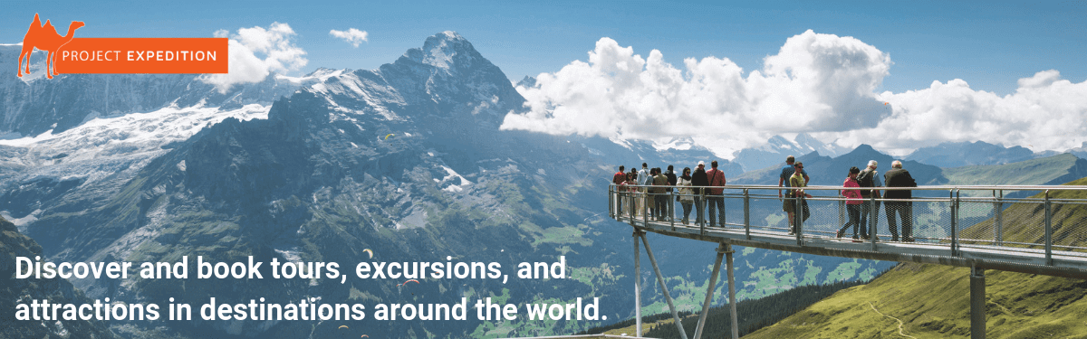 CCRA Partners with Tours and Excursions Provider Project Expedition