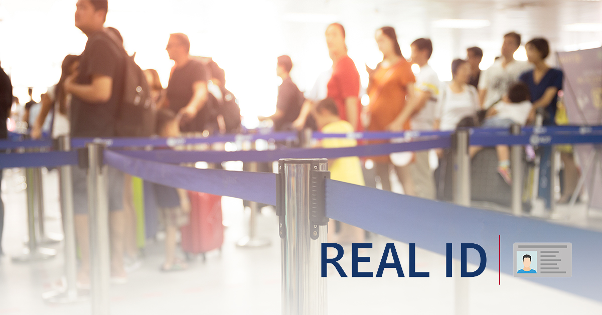 What does REAL ID mean for Travel Agents?
