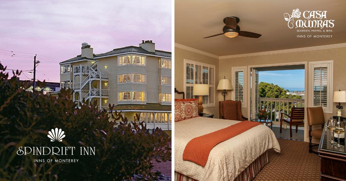 spindrift inn _ casa munras garden hotel & spa