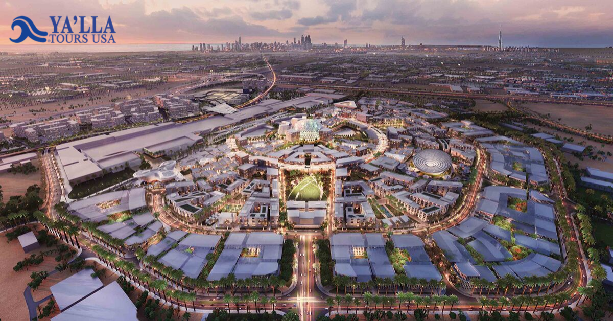 Visit Dubai and See the WORLD at EXPO 2020!